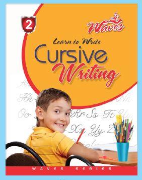 Wave Cursive Writing 2