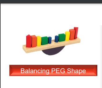 Balancing PEG Shape