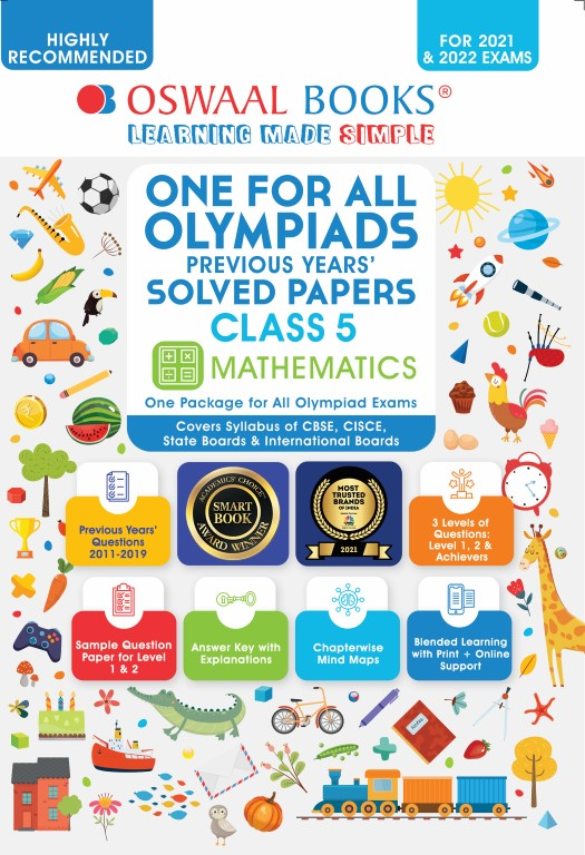 One for All Olympiad Previous Years