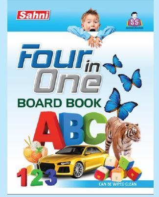 four in One Board Books