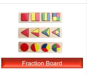 Fraction Board