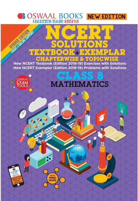 Class 8 Mathematics Book