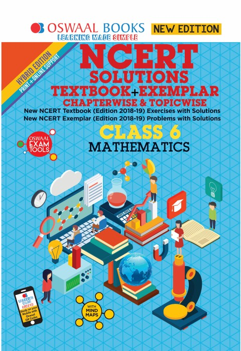 Class 6 Mathematics Book