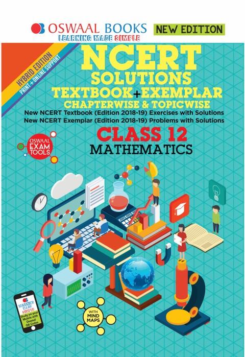 Class 12 Mathematics Book