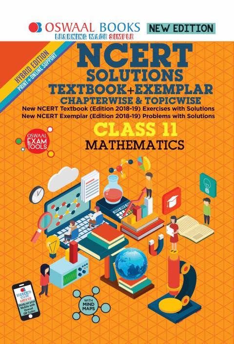 Class 11 Mathematics Book