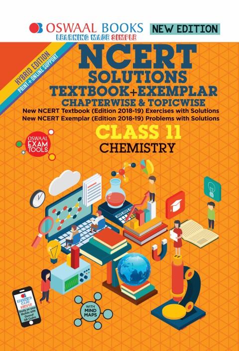 Class 11 Chemistry Book