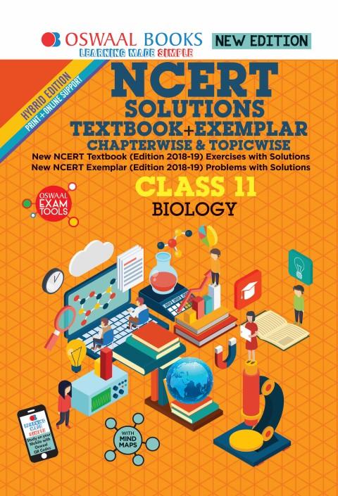 Class 11 Biology Book