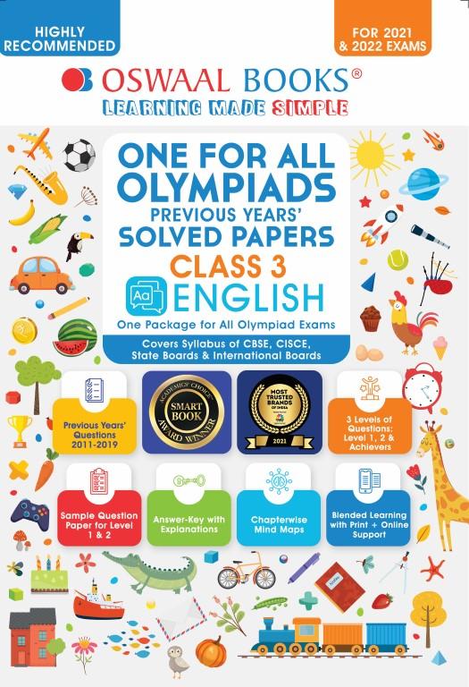 Class-3 English Book