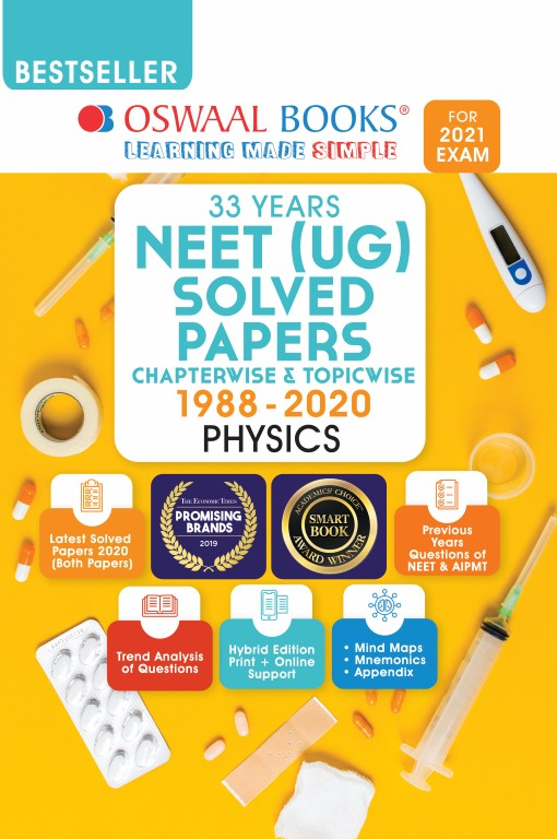 Oswaal NEET (UG) Solved Papers Chapterwise
