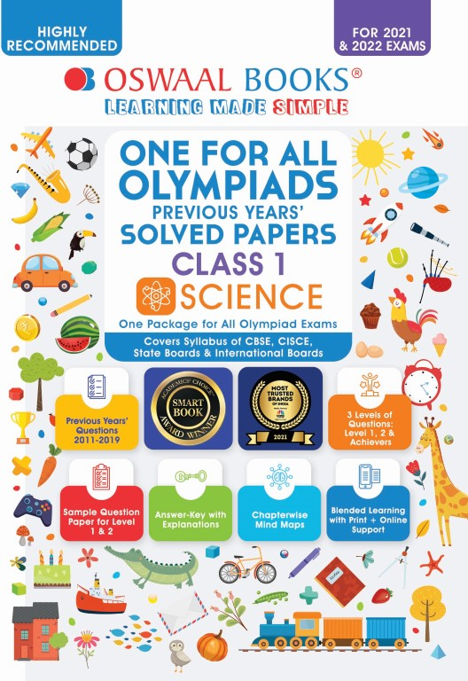 Class-1 General Knowledge Book
