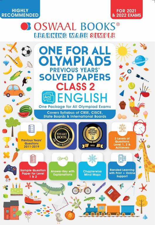 Class-2 English Book