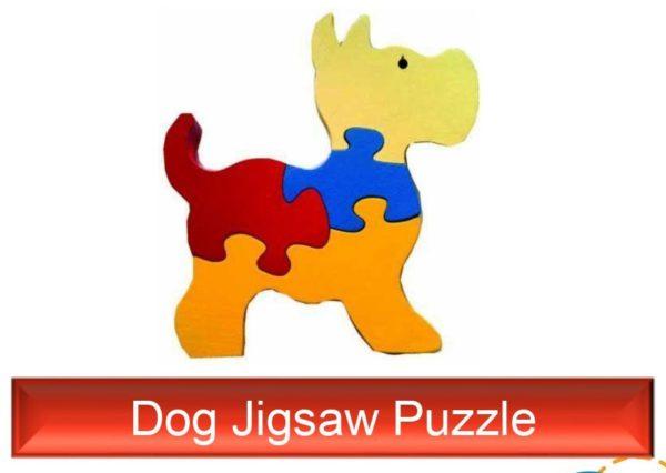 Dog jigsaw Puzzle 1