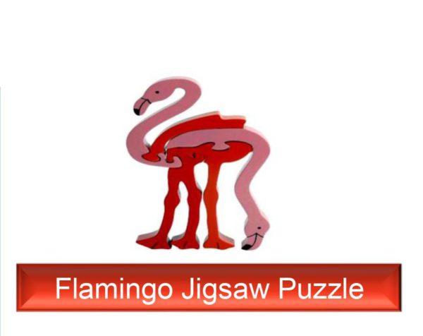Flamigo Jigsaw puzzle