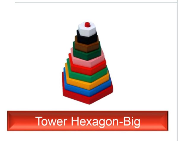 Tower Hexagon Big
