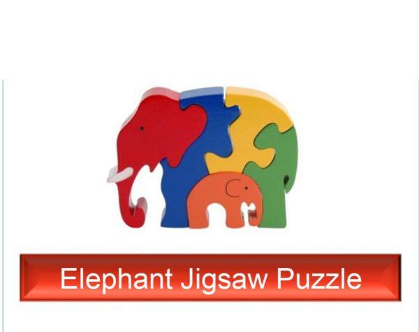 elephatnt Jigsaw puzzle