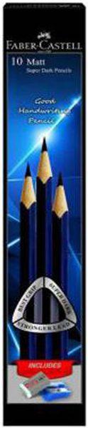 Matt Super Dark Pencils