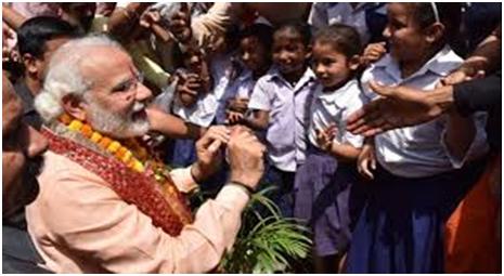 Prime Minister Narendra Modi Launches 'PM CARES for Children' Scheme