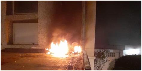 Cuba Blames US for Molotov Attack at Paris Embassy