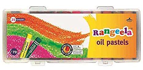 Rangeela Oil Pastels