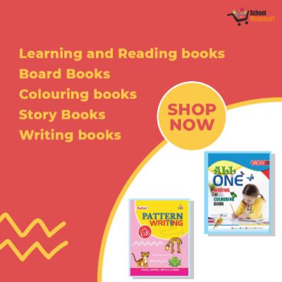Children activity books