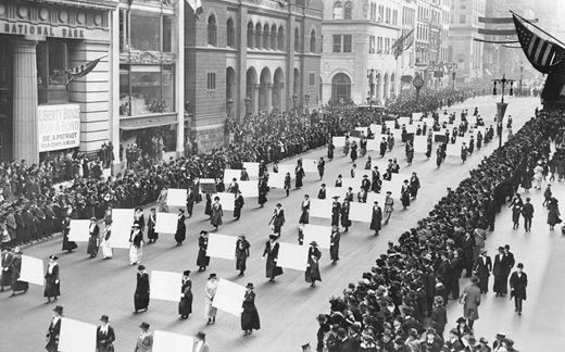 History of Women's Equality Day