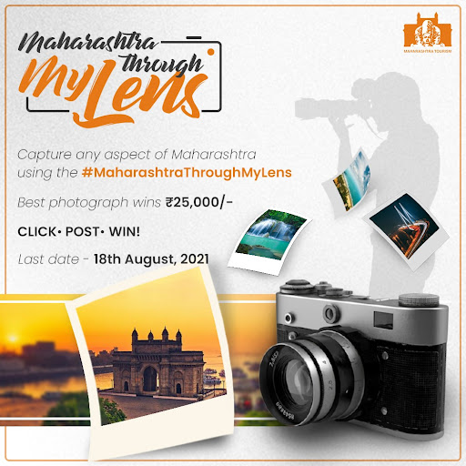 Maharashtra Tourism Hosting an Event to Mark the World Photography Day 2021: School Megamart