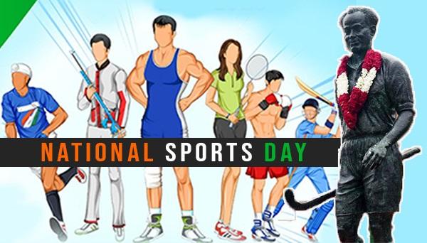 Celebration of National Sports Day 2021