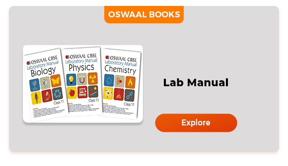 Oswaal Books-Lab manual