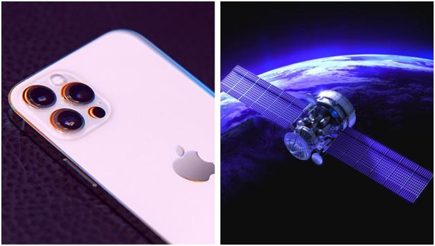 iPhones will Satellite Connectivity