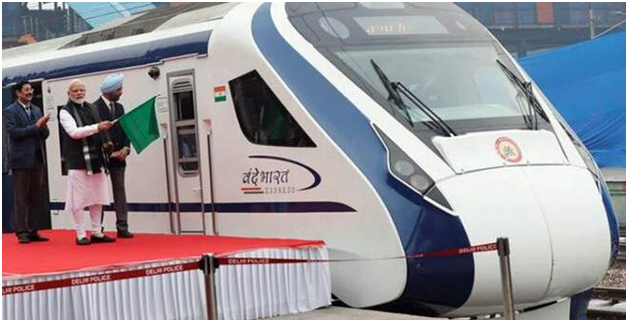 Indian Railway will Operate 102 Vande Bharat Trains by March 2024