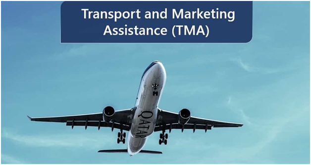 Transport and Marketing Assistance (TMA) Scheme Launched by Department of Commerce
