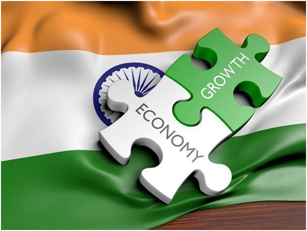India's Gross Domestic Product (GDP) Increases by 20.1%